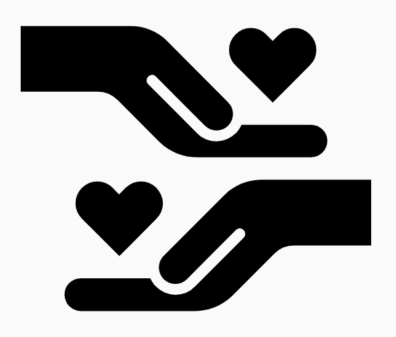 Giving and receiving love